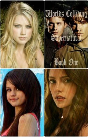 Worlds Colliding (Supernatural, Book One) by katherinep97