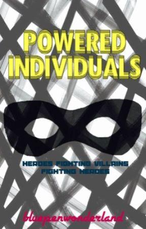 Powered Individuals by Bluepenwonderland