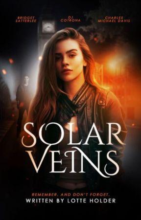 Solar Veins ✓ by supernovass