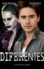 Diferentes (Jared Leto, Joker y Tu) by CristalIrrompible