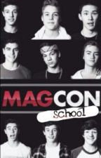 Magcon School by notanaveragebitchboy