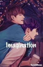 Imagination/ vkook  by lvlytaek