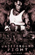 Undergroundfight by Syan_Deman