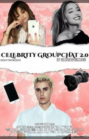 Celebrity group chat 2.0.   by RecoveryMccann