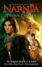 Le Monde De Narnia - Prince Caspian by mathildeusven