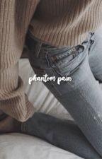 PHANTOM PAIN ▹ THE GIFTED by spookycaspian