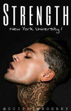 Strength [NYU: 1] by SCiprianoGrey