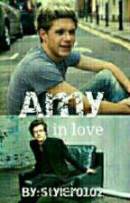 Amy  in love  by styler0102