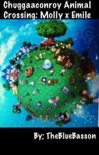 Chuggaaconroy's Animal Crossing: Molly X Emile by TheBlueBassoon
