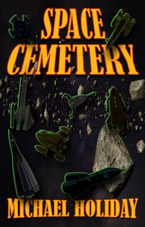 Space Cemetery by MichaelHoliday