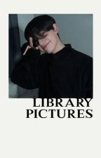 library pictures ー jaemin by rwbbersoul