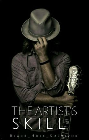 The Artist's Skill by black_hole_survivor