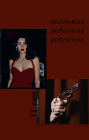 IT cast preferences/imagines  by _bitchin