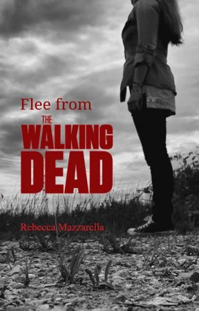 Flee from The Walking Dead by RebeccaLunatica