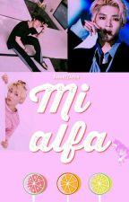 Mi alfa ↪ TaeTen by BaoziDays