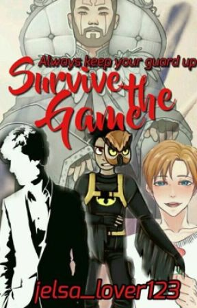 (Bryce Games X reader) Survive the game by jelsa_lover123