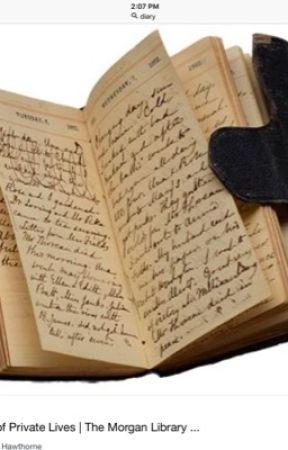 Dear diary by xxxcharliedavidson