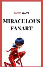 FanArt su Miraculous  by HarleyHearts
