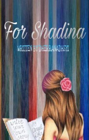 For Shadina by dherraisy