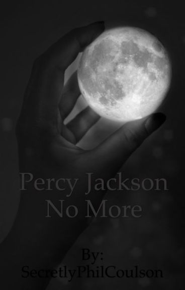 Percy Jackson No More (Percy and Artemis Love Story) [ON HOLD]