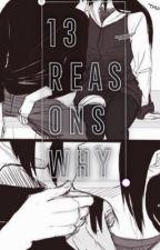[SasuHina] 13 reasons why by blr-akuma