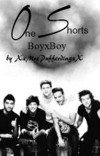 One Shorts  |One Direction [boyxboy] by XxMrsPufferdingxX