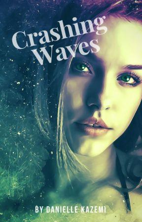 Crashing Waves by DanielleKazemi