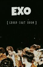 EXO Group Chat Room by kaylaapc