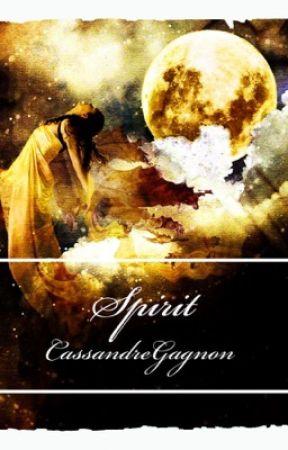 Spirit (NanoWrimo 2017) by cassgagnon