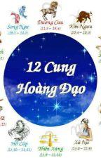 12 Cung Hoàng Đạo by __T_ARMY_1306__