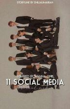 [C] 11 Social Media 📲 by dhiliaumairah