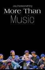 More Than Music   Destiel   AU by Jay_Padasomething