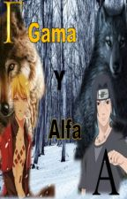 Gama y Alfa by AoiDark