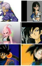 Dragon ball The story of the future Z fighters by Skyward-Sword-Link