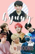 Hyung  ─Hyung Line [SEVENTEEN] by JlHOONIE
