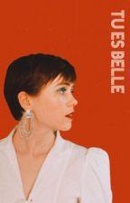 Tu Es Belle// Reader x Beverly Marsh by BitchinNoodles