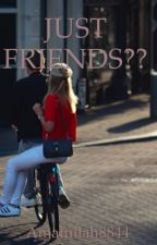 just friends? by amatullah8844