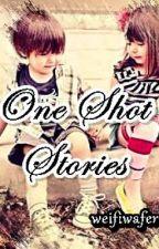 One Shot Stories by weifiwafer