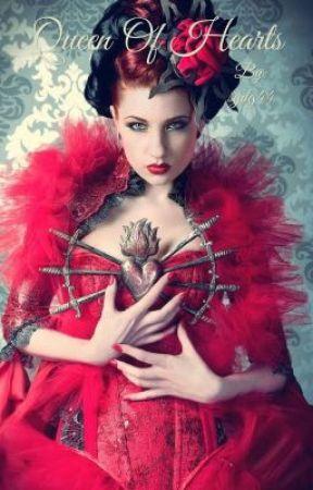 Queen Of Hearts by sydg44