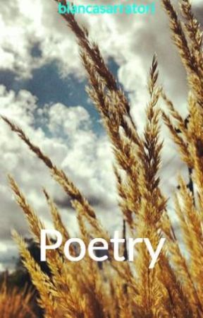 Poetry by biancasarratori