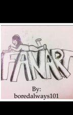 My Art book by boredalways101