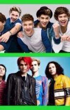 One Direction to My Chemical Romance by musiclover203