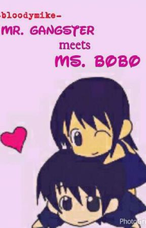 Mr. Gangster meets Ms. Bobo by bloodymike