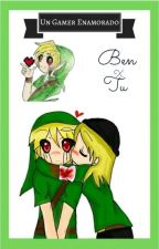 un gamer enamorado (ben drowned x tu) by mangle_drowned