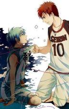 ((Kuroko X Kagami)) I Am Not Gay...Maybe...-DISCONTINUED by _kelcie_writes_