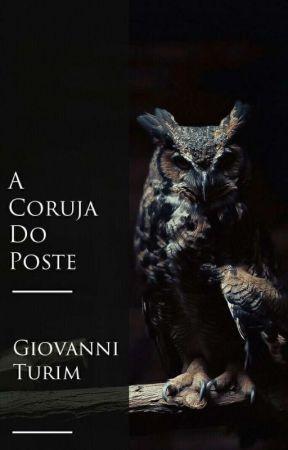 A Coruja Do Poste by GiovanniTurim