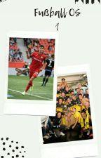 One shots über Fußballer boyxboy by mylittlelibrary