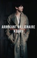 arrogant billionaire « kookv ✓ by BangtanLittleBaby