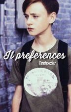 it preferences  by finnhoezier