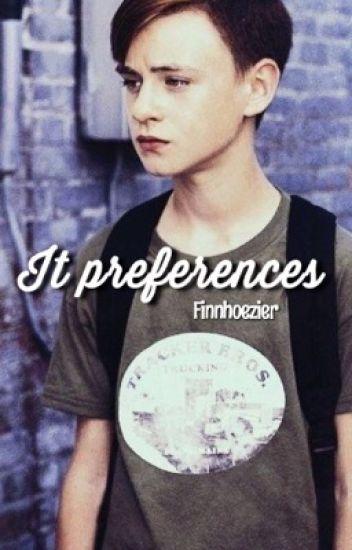 it preferences